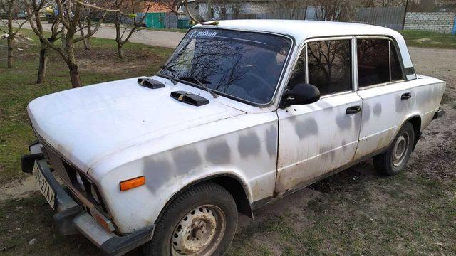 Автомобіль ВАЗ 21063
