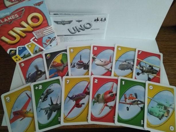 Часы Disney planes , самолеты и настольная игра Uno Planes