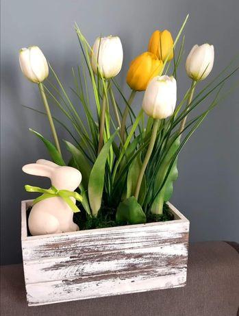 Kompozycje kwiatowe, flower box, upominki okazjonalne
