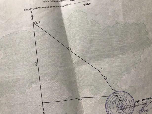 Земельна ділянка від власника Львів Вул. Трускавецька 55 сот