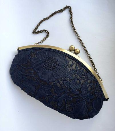 Апсайклинг. Текстильная сумка.  Ридикюль