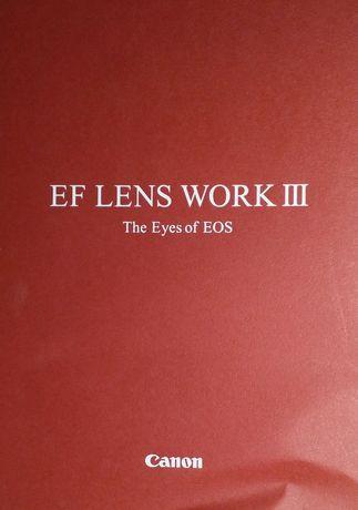 EF LENS WORK III - Canon - piękny album