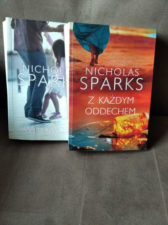 Nicholas Sparks, We dwoje, Z każdym oddechem