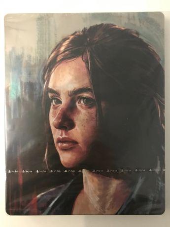 The Last of Us Part II - STEELBOOK z grą, nowy, fabrycznie zafoliowany