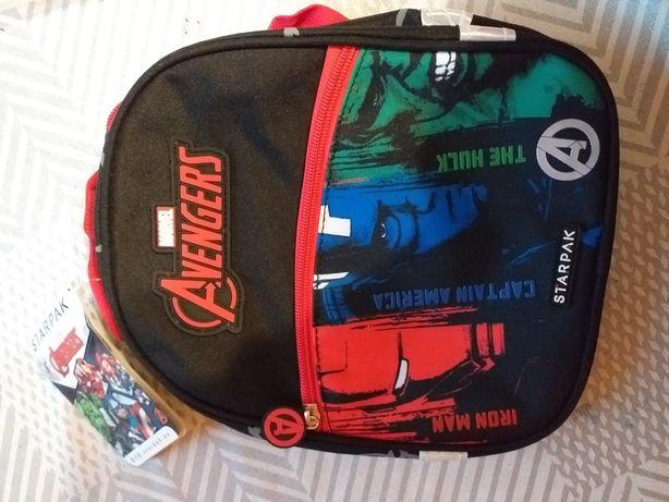Avengers plecaczek