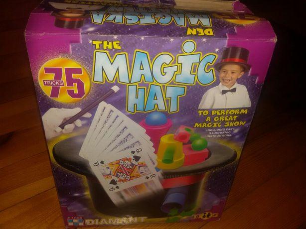 Zabawka Zestaw małego magika Magiczny kapelusz firmy Diamant
