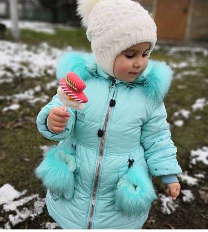 Зимний комбинезон / костюм (штаны и куртка)
