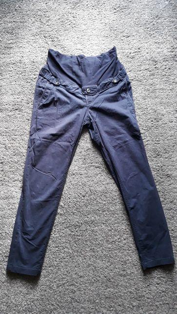 Spodnie ciążowe chinos HM mama roz. 38