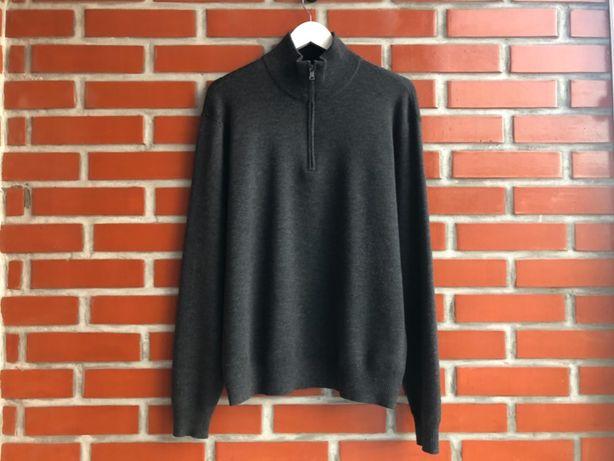 Polo Ralph Lauren Merino Wool мужской шерстяной свитер размер XL Б У
