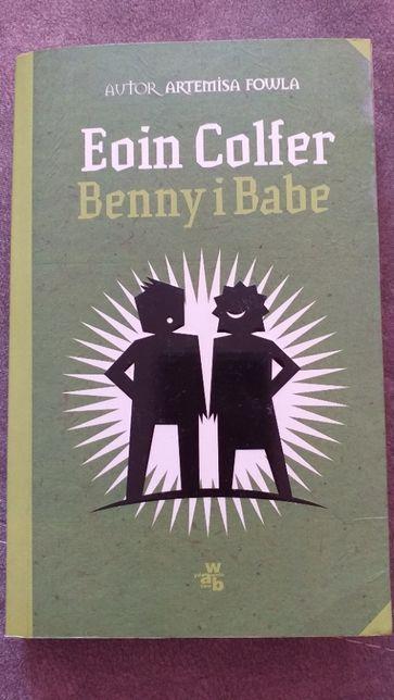 Eoin Colfer Benny i Babe/ Artemisa Fowla