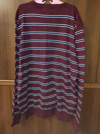 Мужской трикотажный свитер