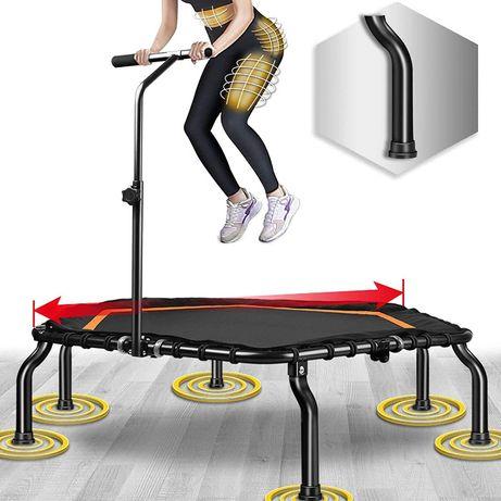Happy Jump Przenośna Mini trampolina fitness 115kg