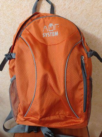 Рюкзак ADF System с чехлом от дождя