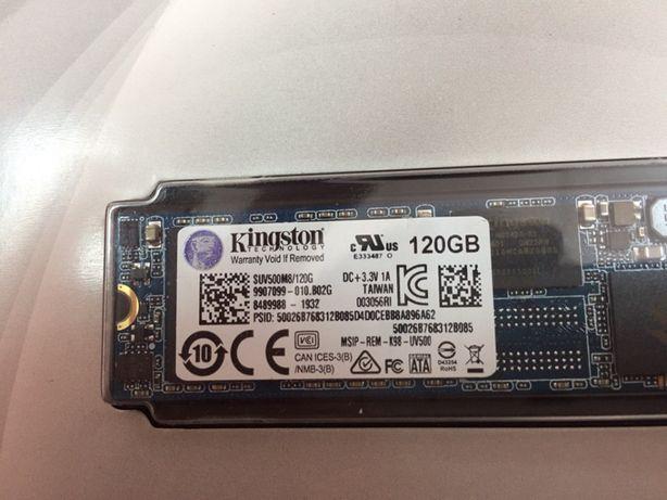 Продам SSD Накопитель Kingston UV500 SSD