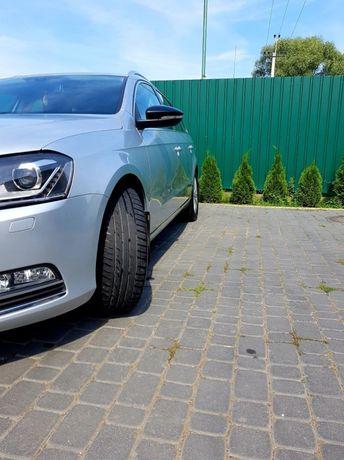 VW Passat B7 2.0 tdi 2014 рік