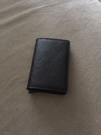 Carteira Alumínio - Porta Cartões RFID