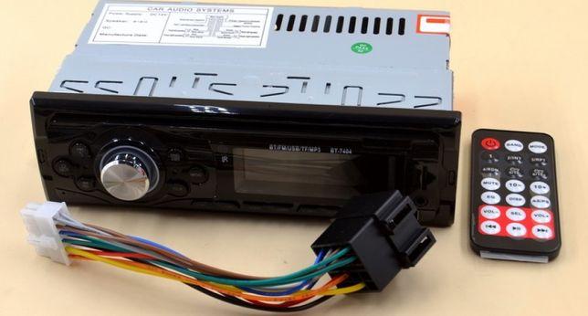 Магнитола Pioneer НОВИНКА 7407есть выход на зарядку телефону