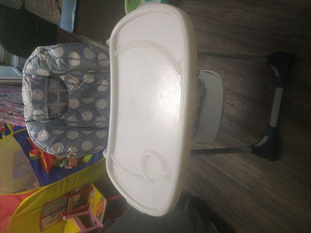 Детский столик для кормления chico original
