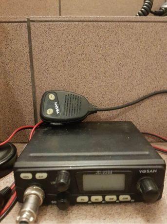 CB radia Yosan JC 2204  COBRA 19 DX IV
