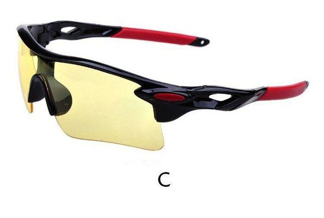 Велосипедні окуляри