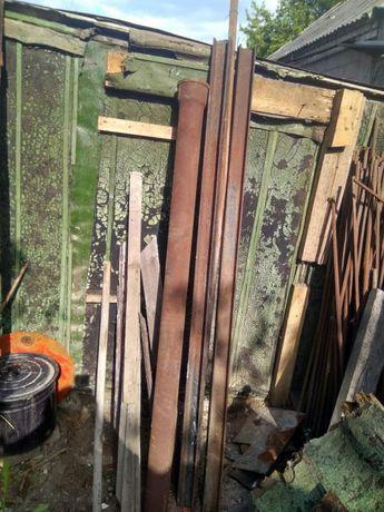 Труба чугунная швелер СССР швеллер железные трубы металлические