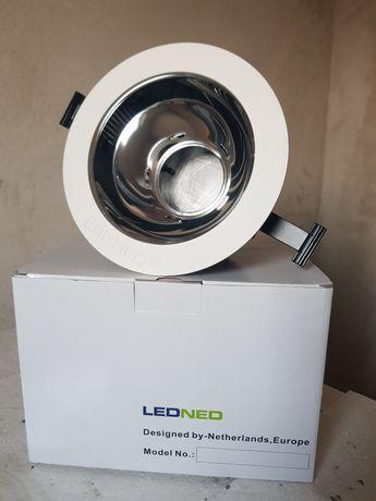 Lampa, oprawa lampy wyładowczej Ledned, estradowa, stroboskop