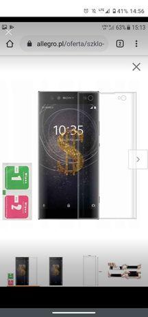 Szkło hartowane Sony Xperia XA2 Ultra pełne 3D full