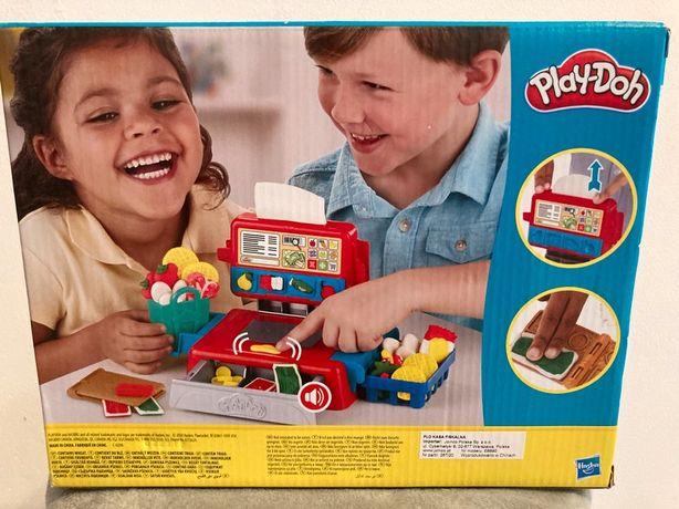 Play -Doh - Ciastolina Kasa Fiskalna z Dźwiękiem