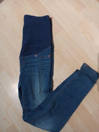 Spodnie ciążowe H&M mama r. L