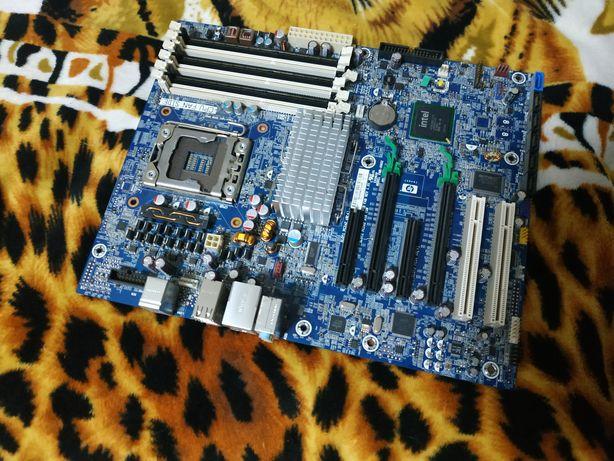 Материнская плата intel HD Z400 FMB0902 XEON DDR3 16GB 1600