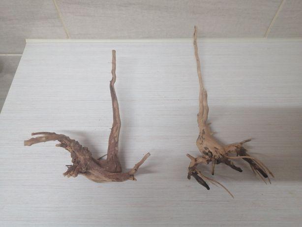 Korzeń do akwarium krewetkarium Red Moore