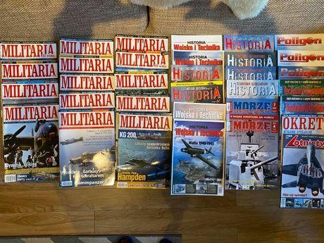gazety historyczno-militarne