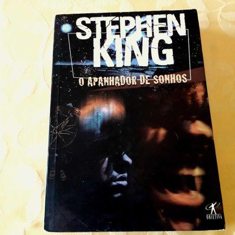 Stephen King - Apanhador Sonhos (BRASIL) USADO como novo