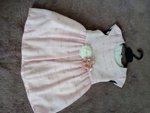 Sukieneczka różowa