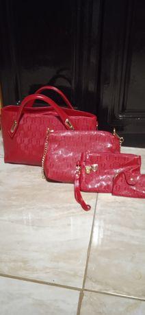 Комплект із 4 сумок