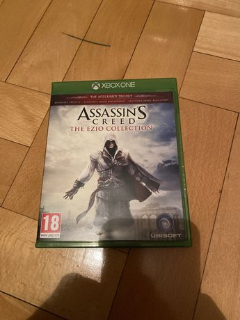 Assassins Creed: The Ezio Collection xbox one