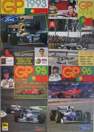 GP de Portugal - Programas