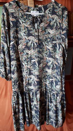 Sukienka Dom Mody Skórska 40, L