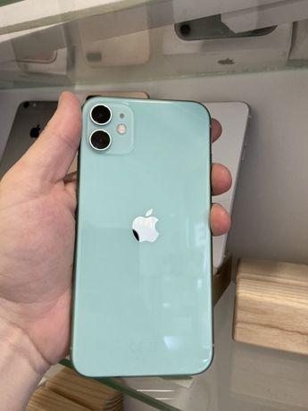 iPhone 11 64gb Green Neverlock новий стан
