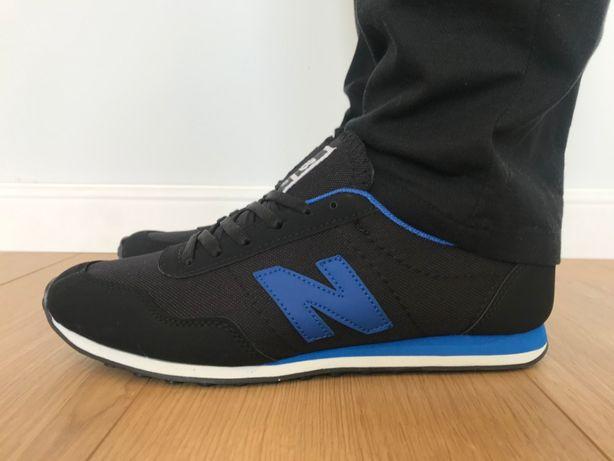 New Balance 410. Rozmiar 44. Czarne - Niebieskie. NOWOŚĆ!
