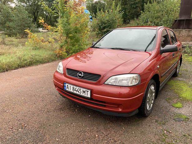 Opel Astra G В идеальном состоянии