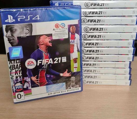 ФИФА 21 ФІФА 21 FIFA 21 (PS4 и PS5)