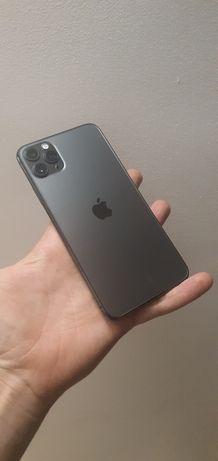 Korpus LCD APARAT Iphone 11 pro max czarny Nowy oryginał! Cała Polsk
