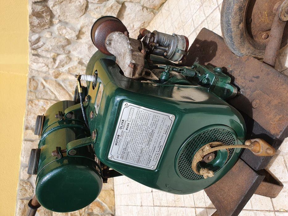 Motor Oliva Villiers Mark 12/2 Buarcos - imagem 1