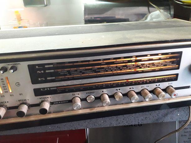 Rádio Grundig Senderwahl