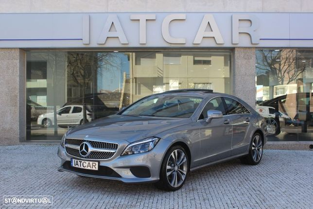 Mercedes-Benz CLS 250 BlueTEC