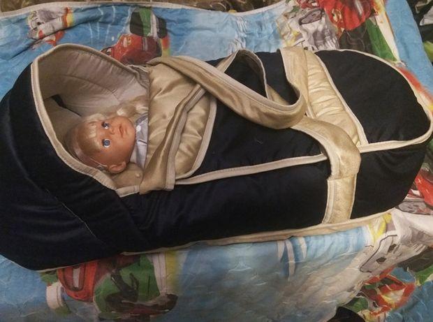 Сумка - переноска для новорожденного
