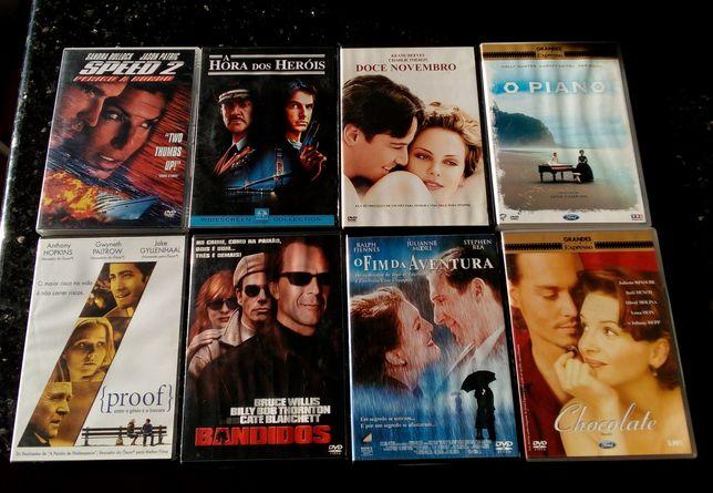 Dvds filmes para todos os gostos