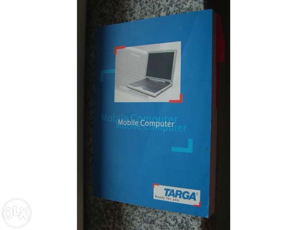livro manual de PC Targa
