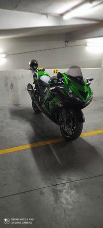 Kawasaki zzr1400 (zx14r)